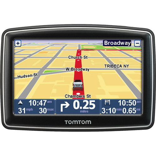 Caracteristicas GPS Tomtom