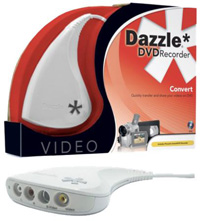 PINNACLE DAZZLE DVD RECORDER