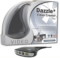 PINNACLE DAZZLE VIDEO CREATOR PLUS