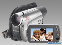 VIDEOCAMARA CANON DC330, ZOOM OPT 37X / DIG 2000X