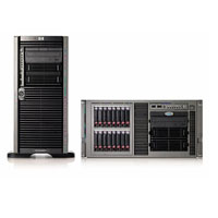 HP PROLIANT ML370G5 QCORE 2.66GHZ/2GB/CD-ROM