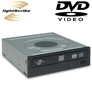 DVD RW  LITEON DOUBLE LAYER Y LIHTSCRIBE