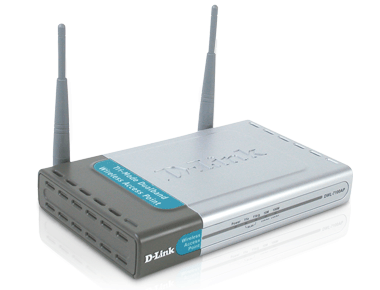 ACCESS POINT D-LINK W/SNMP AES,802.11G,108MBPS