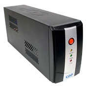 NO BREAK CDP SMART 906VA/540W CON 6 CONTACTOS