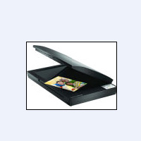 SCANNER EPSON PERFECTION V300P, RES4800X9600,48BIT