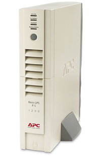 NO BREAK APC BACK-UPS BR1200 1200 VA 120V 8 CONT.