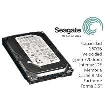 DISCO DURO IDE P/PC 160GB 7200RPM