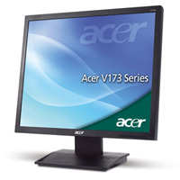 MONITOR LCD ACER 17