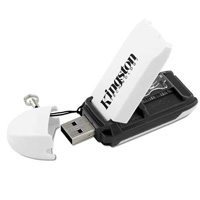 LECTOR DE MEMORIAS MOBILELITE 9-EN-1 KINGSTON USB