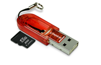LECTOR MICRO-SD C/MEMORIA MICRO-SD 2GB KINGSTON