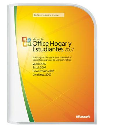OEM OFFICE HOME AND STUDENT 3 PACK 2007 ( MLK )