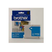 CARTUCHO BROTHER CYAN LC51C P/DCP / MFC