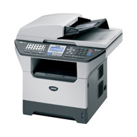 MULTIFUNCIONAL BROTHER MFC8460N, 30 PPM NEGRO