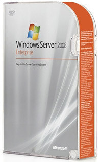 OEM WINDOWS SVR ENTERPRISE 2008 32X64BITS (25 USU)