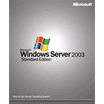 OEM WINDOWS SERVER STD 2008 32X64BITS EN ING 5 USR