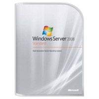 OEM WINDOWS SERVER STD 2008 32X64 BITS (5 USU)