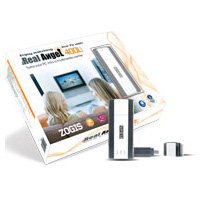 TV TURNER USB 2.0 ANALOGICA REAL ANGEL 400U ZOGIS
