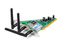 TARJETA DE RED PCI SMC WIRELESS DRAFT-N 300 MBPS