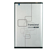 DISCO EXT 250 GB SATA STOREJET USB2.0 TRANSCEND
