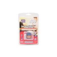 MEMORIA CARD SECURE DIGITAL 4 GB TRANSCEND