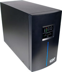 NO BREAK CDP ON-LINE 1000VA/800W CON 6 CONTACTOS