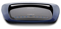 ROUTER DUAL-BAND LINKSYS 11N GIGABIT 600 MBPS