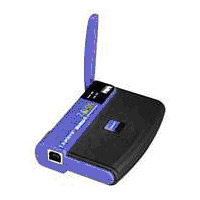 ADAPTADOR DE RED USB LINKSYS WIRELESS 802.11 G