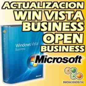OPEN BUSINESS ACTUALIZACION A WIN VISTA BUSINESS
